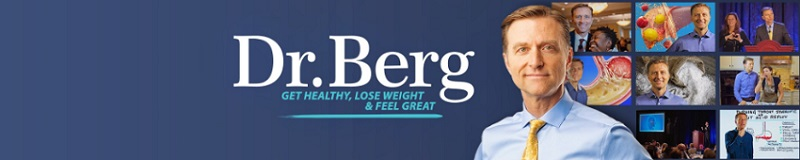 Dr Eric Berg Youtube Channel Banner