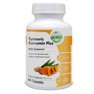 Turmeric Curcumin Plus