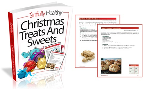 Christmas Treats And Sweets