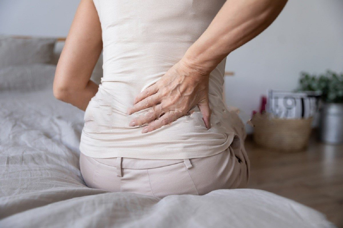 Natural Ways To Cure Back Pain