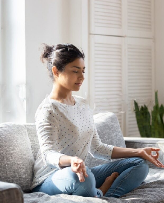 How To Handle Stress With Meditation?